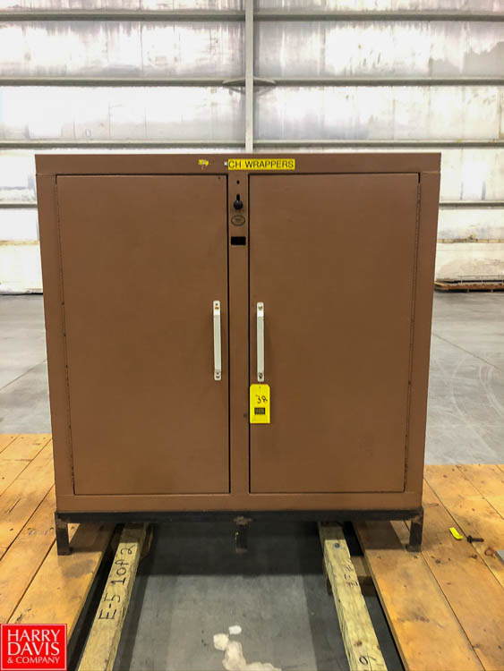 Bosch Sigpack Systems Spare Parts Cabinets with Knack Locker Rigging Fee: $100 - Image 2 of 2
