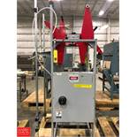 3M-Matic Continuous Taping System, Model 19500, S/N 1284 Rigging Fee: $75