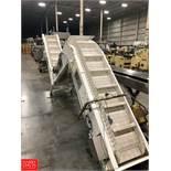 FMC Pocket Conveyor, 2-Step Vertical Rigging Fee: $100