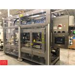 Aasted Frozen Cone Dispensing Line, Model FCT 850-15, S/N 3317-04-0001 Rigging Fee: $250