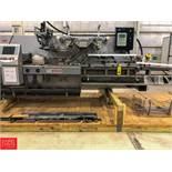 2007 Bosch Sigpack System Flow Through Wrapper, Model HBM, S/N J-D1600-HBM-574, with Markem 9064 Ink