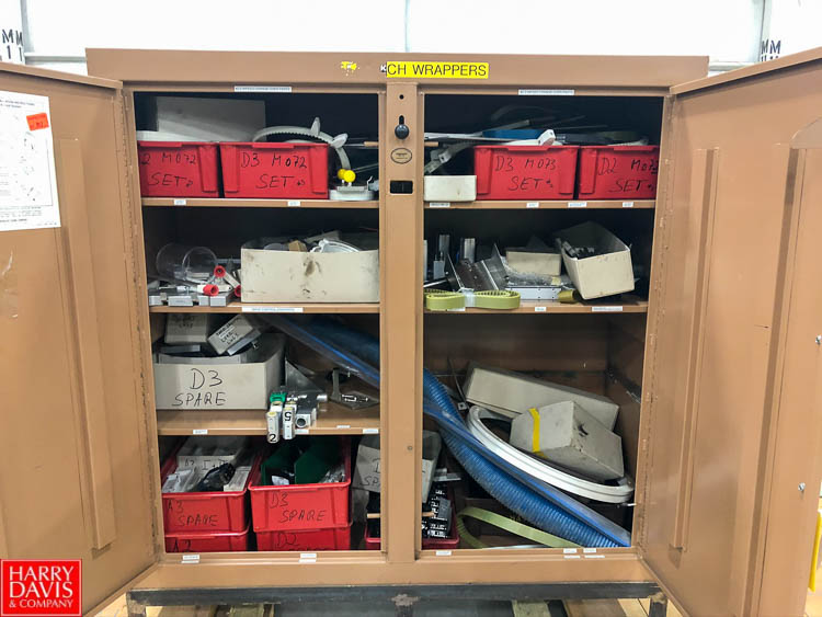 Bosch Sigpack Systems Spare Parts Cabinets with Knack Locker Rigging Fee: $100