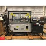 SPMC Case Sealer, Model TE-700 Rigging Fee: $150