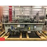 Marq Case Sealer, Model HPA-SLDRHAB, S/N R97066 Rigging Fee: $150