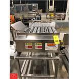 Key Technology Roller Sheeting Conveyor, Model 1020898, S/N 41414701393 Rigging Fee: $100