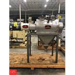 Kason Sifter Centri-Sifter, Model MO-BT-SS, S/N M6027 2007 Rigging Fee: $75