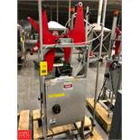 3M-Matic Continuous Taping System, Model 19500, S/N 1253 Rigging Fee: $75
