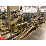 Sapal Chocolate Wrapping Line, Model DP-3, S/N 10652 Rigging Fee: $150