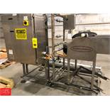 Benchmark Automation Card Sheeter, Model CRD-SHTR, S/N 2004:10-D Rigging Fee: $100