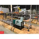 Product Conveyor, 15', with Robatech Glue Pod Rigging Fee: $100