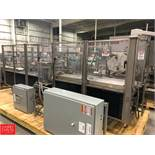 PMI Carton Packer, Model H52-3.75, S/N 890, with Infeed Conveyor Rigging Fee: $250