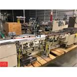 Sigma Flow Wrapper Chocolate Bar Line, Model SR, S/N 514-216958 Rigging Fee: $150
