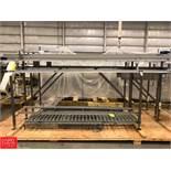 Product Conveyor Sorting System Rigging Fee: $100