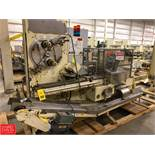 Sapal Chocolate Wrapping Line, Model DP-3, S/N 10653 Rigging Fee: $150