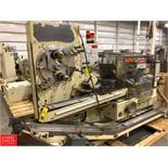 Sapal Chocolate Wrapping Line, Model DP-3, S/N 10654 Rigging Fee: $150