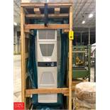 Rittal Top Therm Control Cabinet Cooling System, Model SK3329540, S/N 2017K00216411 Rigging Fee: $