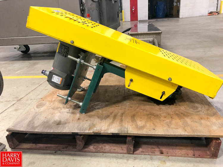 Rockwell Automation Screw Conveyor Drive System; For Use with Lot 5 Rigging Fee: $75 - Image 2 of 2