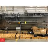 Effytec Pouch Filler, Model 6P-32-PMP, S/N HB322016 Rigging Fee: $250