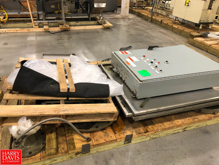 Miscellaneous Control Panel and Tempering Parts Rigging Fee: $150