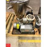 Busch/ARO Vacuum Pump Rigging Fee: $25