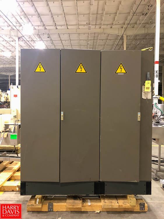 Klockner Motor Control Center with Siemens Controls, For Lot 51 Rigging Fee: $250 - Image 2 of 2