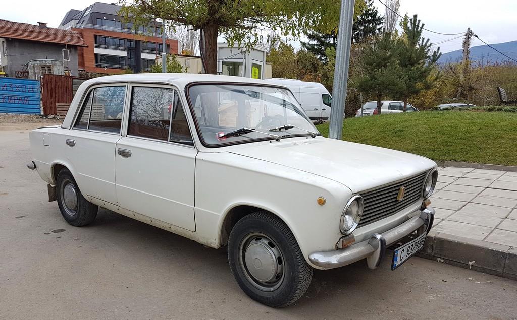 1976 Lada 1 2 Vaz Jiguli 2101 Year Of Manufacture