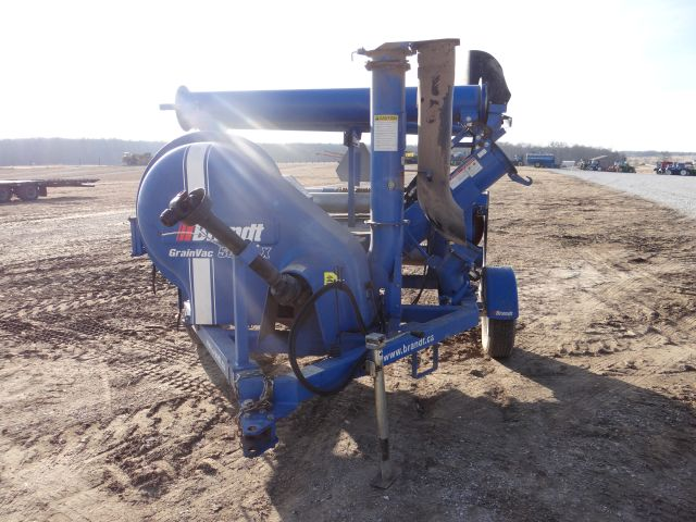 Brandt 4500 grain vac for sale Crema - 2019
