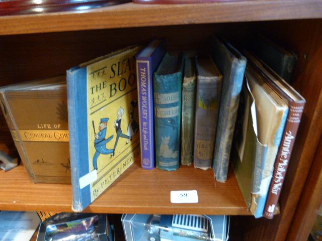 Lot 59 - Assorted Vintage Books