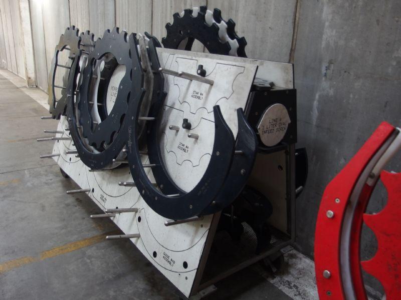Lot 55 - AVE – Zalkin Triblock 60-80-12 Rinser Filler Capper
