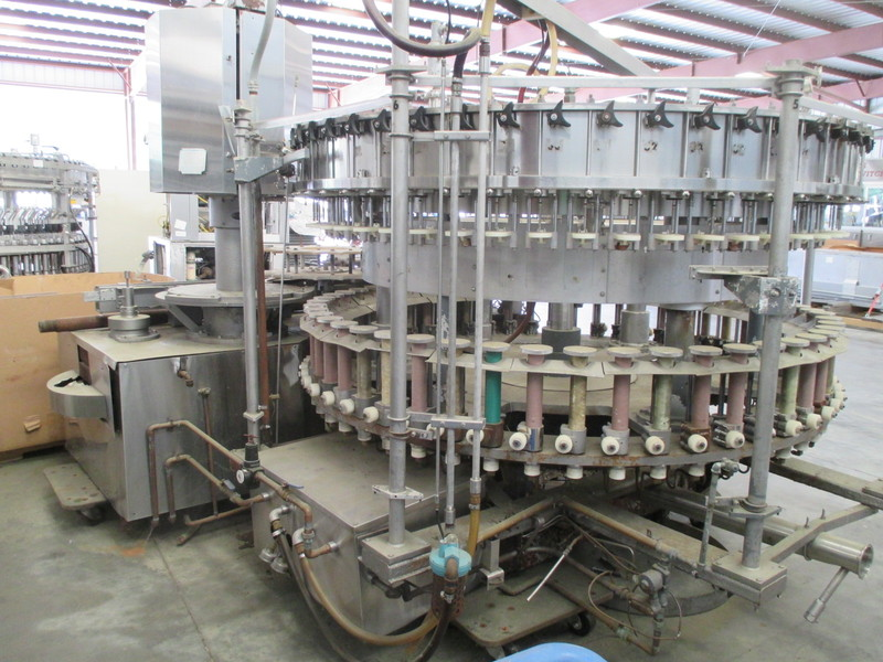 Lot 55A - Meyer Alcoa 52-12 Filler Capper