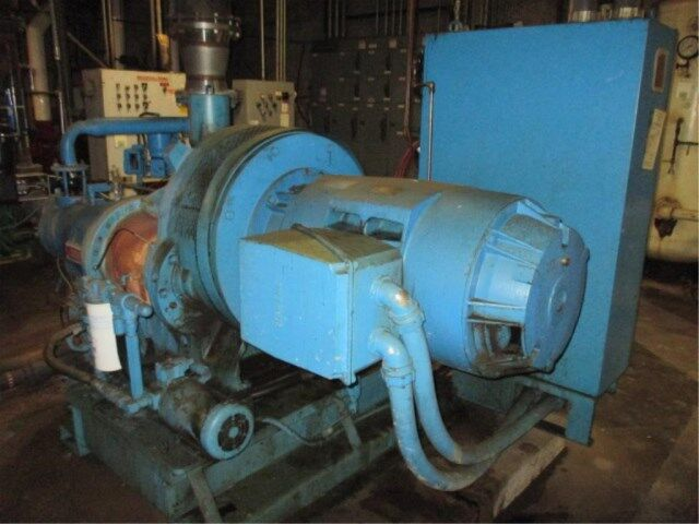 Lot 23 - Ingersoll Rand 400HP Centrifugal Air Compressor