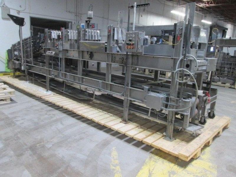 Lot 32 - Hartness 2600 Continuous Motion Case Packer