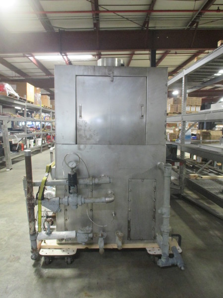 Lot 53 - Fowler 22 Head Station Tank Washer
