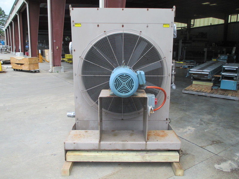 Lot 24 - LeRoi Air Compressor Package