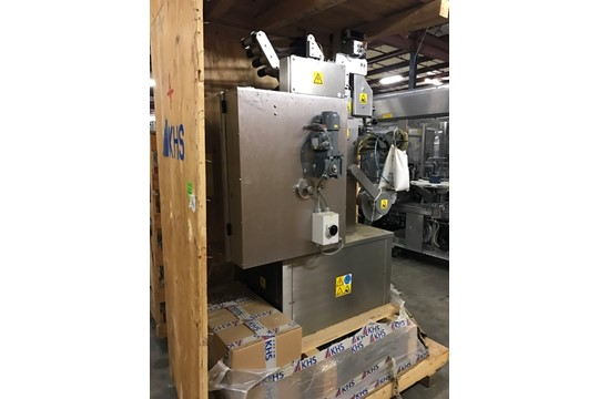 Lot 33 - 2007 Fords Packaging Systems Press