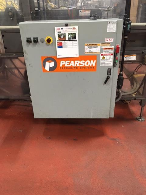 Lot 20 - 2008 Pearson CE35 Case Erector