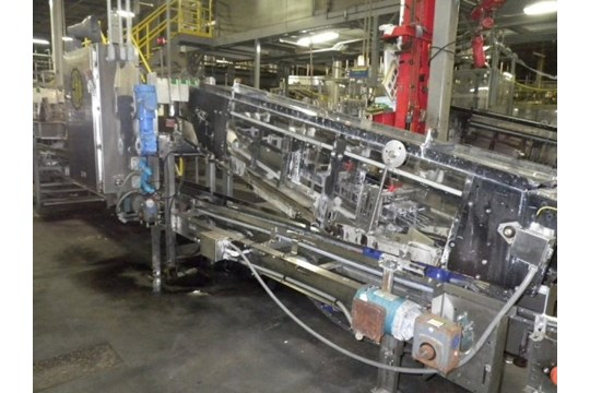 Lot 50 - Hartness 2650 Continuous Motion Case Packer