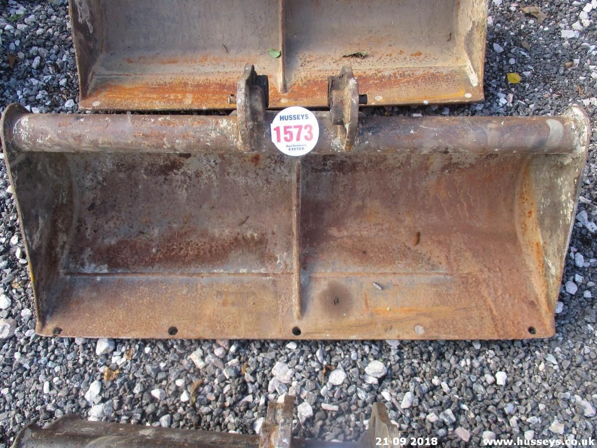 Lot 1573 - 3FT GRADING BUCKET