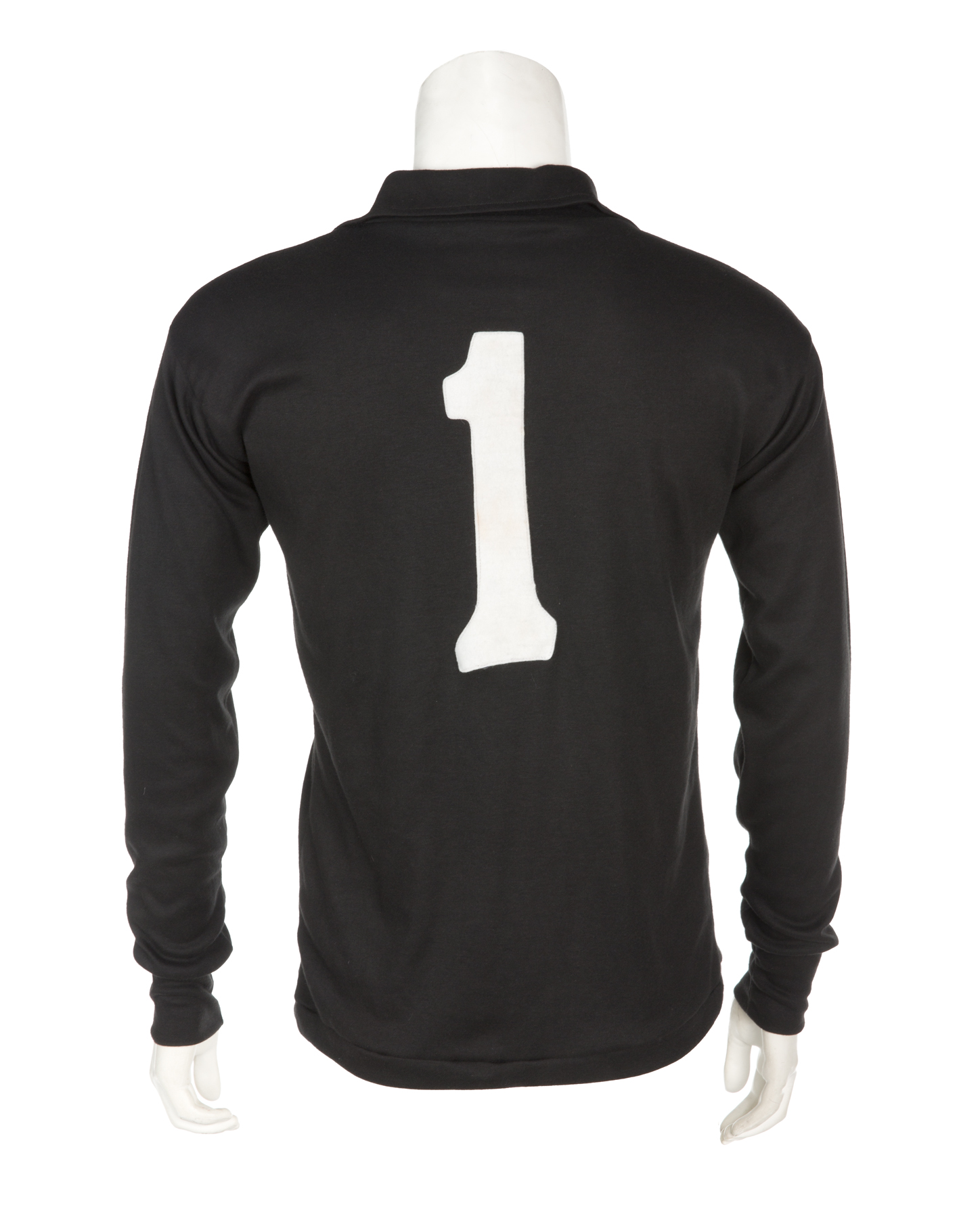 A long sleeve Dynamo Moscow football jersey match worn by the
