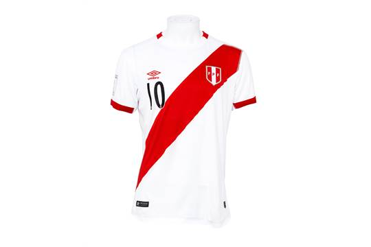 Peru Soccer Jersey 2018 Please ask for size prior purchasing