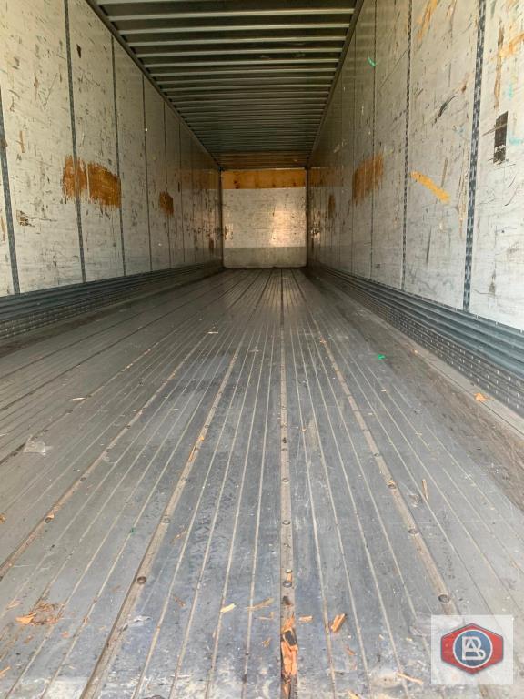 2002 Wabash DuraPlate Logistics 53ft. Van Trailer - Image 3 of 8