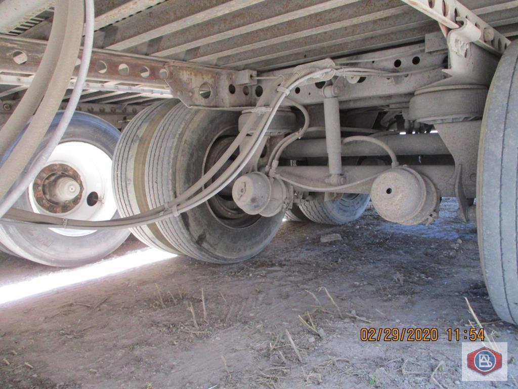 2002 Wabash DuraPlate Logistics Trailer 53 ft. - Image 5 of 7