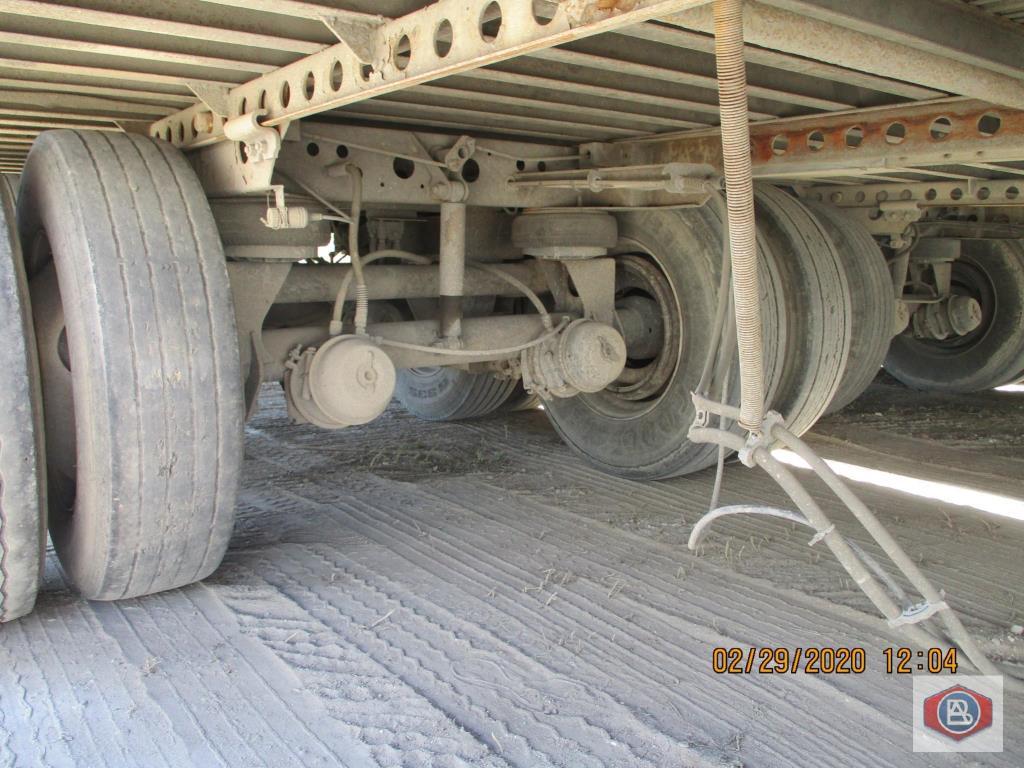 2002 Wabash 53 ft. DuraPlate Logistics Trailer - Image 2 of 5