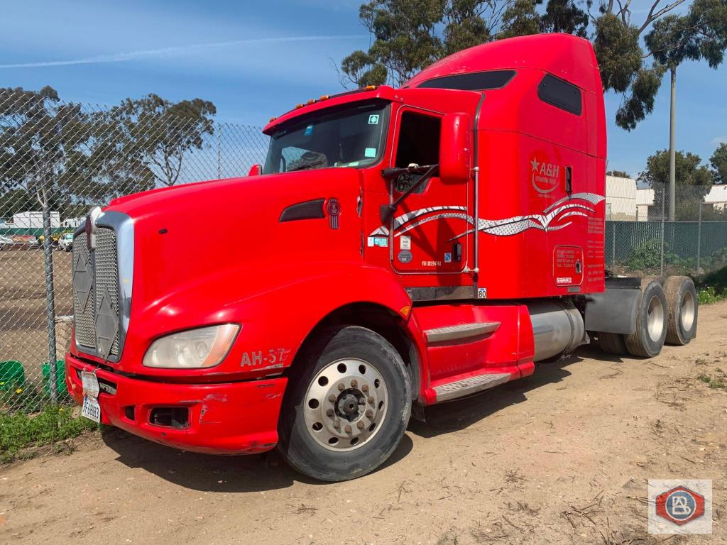 2008 Kenworth T6 Series-FOR PARTS