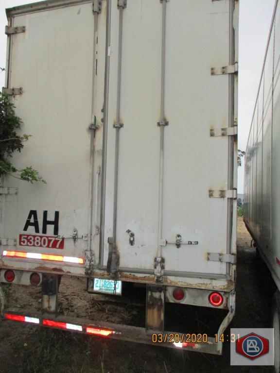 2002 Wabash DuraPlate Logistics Van Trailer 53 ft. - Image 5 of 5
