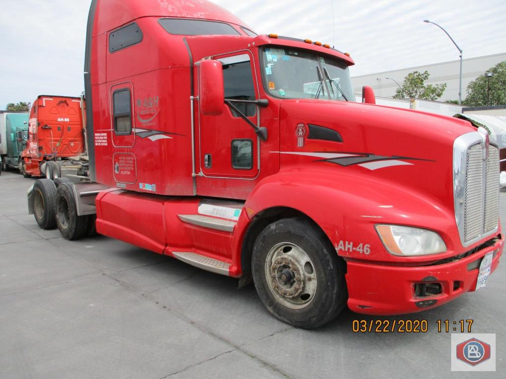 2011 Kenworth Cummins T6 ISX - Image 3 of 7
