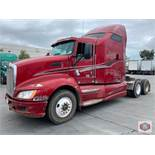 2010 Kenworth T6 Series, Cummins ISX
