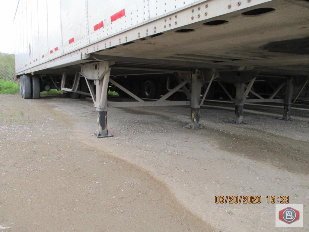 2002 Wabash 53 ft. DuraPlate Logistics Trailer - Image 5 of 6