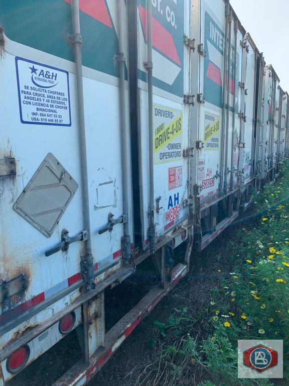 2002 Wabash DuraPlate Logistics Van Trailer 53 ft. - Image 2 of 6