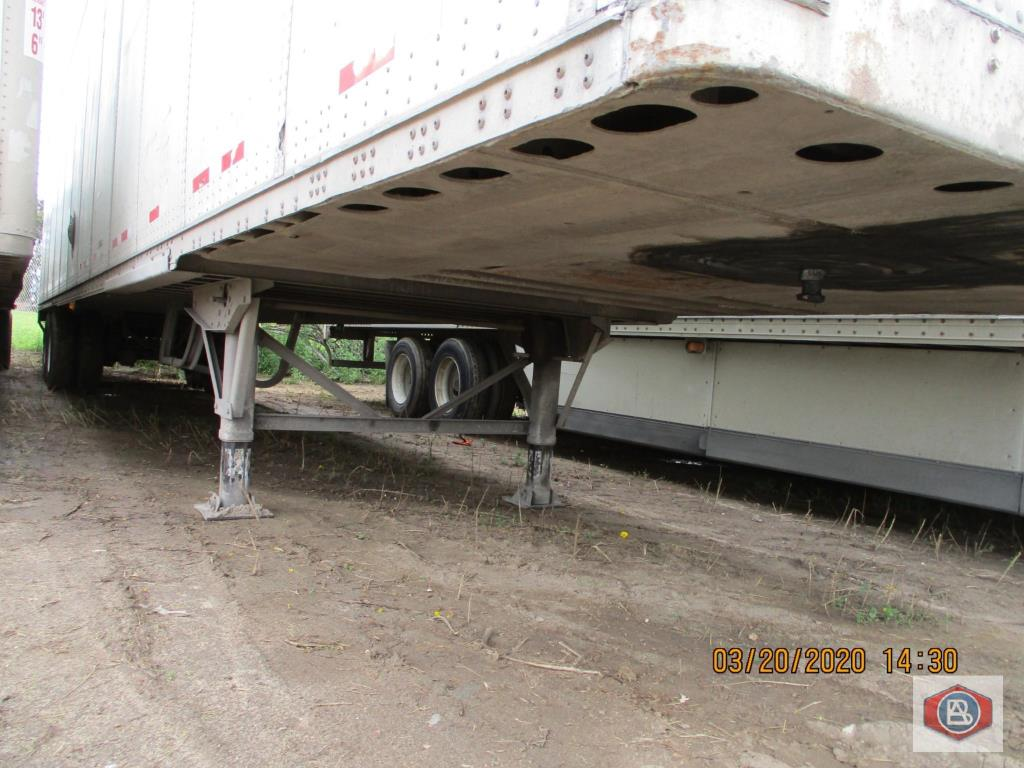 2002 Wabash DuraPlate Logistics Van Trailer 53 ft. - Image 2 of 5